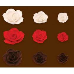 Flores Frisadas Cx15