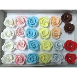 Rosas com Estames Cx24 Rosas