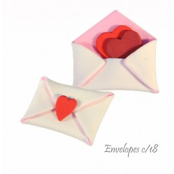 Envelopes de Açúcar Emb.18