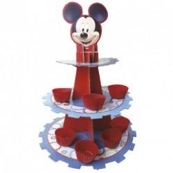 Suporte Cupcakes Mickey 32,7cm