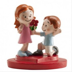Casal Dia dos Namorados 5,5cm