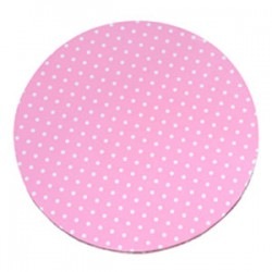 Base para Bolos Cor de Rosa 40cm