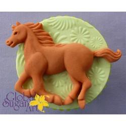 Molde Silicone Cavalo