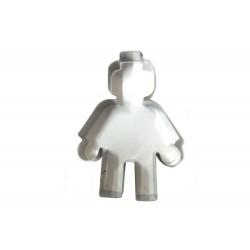 Cortante Boneco Lego 11cm