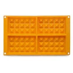 Molde Silicone waffles