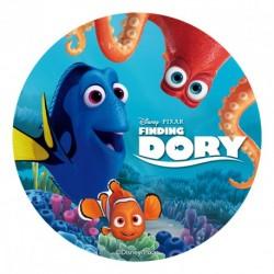 Hostia em Busca da Dory 20cm