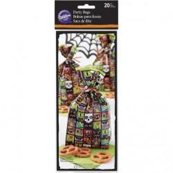 Saquinhos para Doces Halloween Cj.20