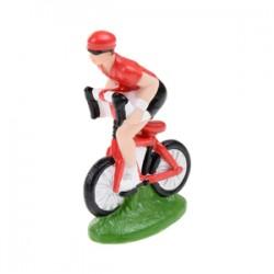Ciclista em Resina 8cm