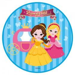 Hostia Princesas 20cm