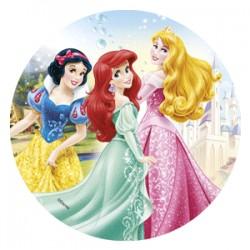 Hostia Princesas 21cm