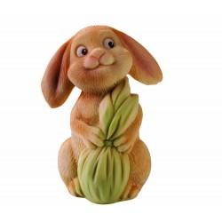 Molde Siicone Coelho com Ovo