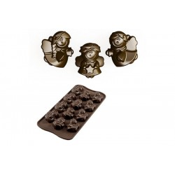 Molde Silicone Bombons Anjos