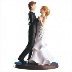 Noivos Romanticos 18cm