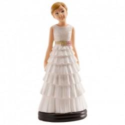 Menina Comunhão 15cm