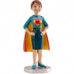 Super Mãe em Resina 13cm