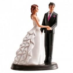 Noivos Romanticos 20cm