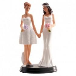 Noivas Lesbicas 20cm