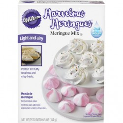 Marvelous Meringues Mix 184g Wilton