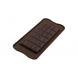 Molde Silicone Tablete Chocolate