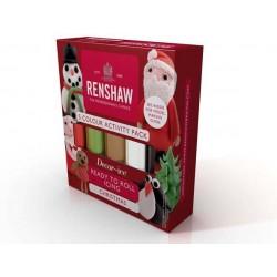 Pasta de Açucar Natal Renshaw 5x100g