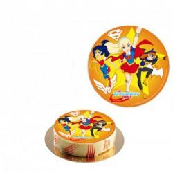 Hostia Super Hero Girls 20cm