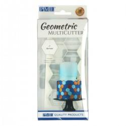 Cortante Plastico Geometrico Hexagono Pq PME