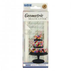 Cortante Plástico Geometrico Angulo Recto Pq PME