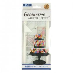 Cortante Plástico Geometrico Ángulo Recto Gr PME