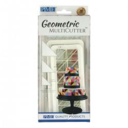 Cortante Plástico Geometrico Ángulo Recto Cj3 PME