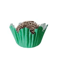 Petifures Recortados Verde Cj.100