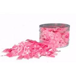 Flocos comestiveis para decoração Rosa 6g