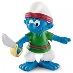 Smurf Pirata