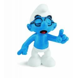 Smurf Inteligente 5cm