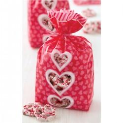Saquinhos para Doces Valentine Day Cj.20