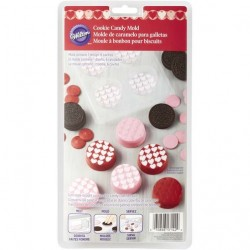 Molde Plastico Cookie Candy