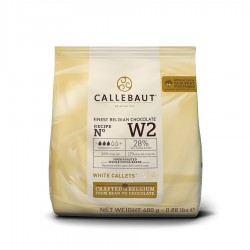 Chocolate Branco Callebaut
