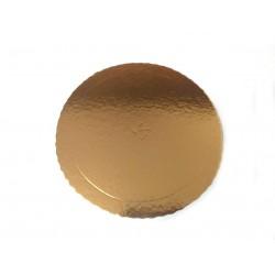 Base Dourada 30cm