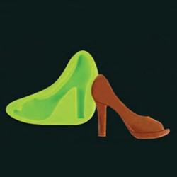 Molde Silicone Sapato Senhora