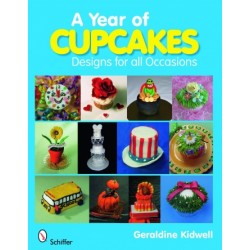 LIVROS - A YEAR OF CUPCAKES
