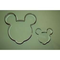Cortante Mickey 12x12Cm