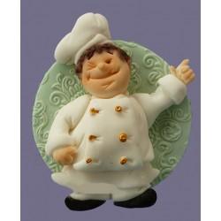 Molde Silicone Chef