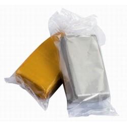 Pasta de Açúcar Dourada ou Prateada