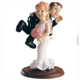 Bonecos de Casamento com base