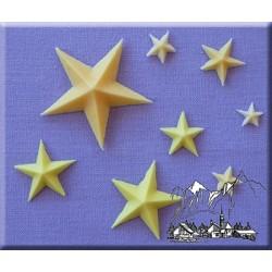 Molde Estrelas