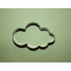 Cortante Metal Nuvem 7,5cm