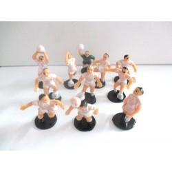 Jogadores de Futebol Brancos