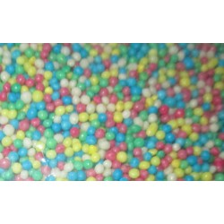 Crocantes Coloridos 2mm - 500g