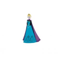 Princesa Elsa Capa Lilas 10cm