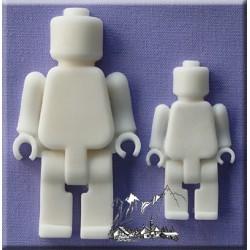 Molde Silicone Robots