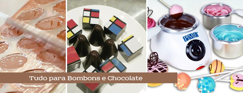 Tudo para Chocolate e Bombons